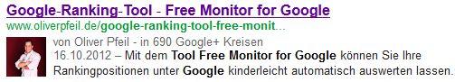 Traffic-Mystery - Google Author Rank