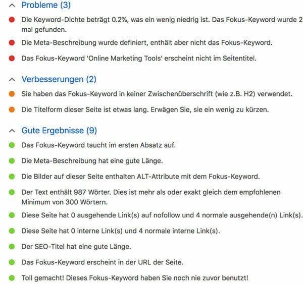 Mit dem WordPress SEO Plugin YoastSEO kannst du das Ranking deiner Website enorm verbessern.