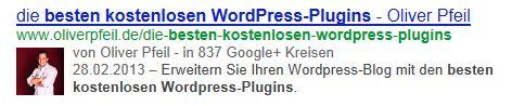 Das neue Google-Authorship Verfahren