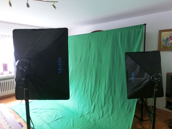 So erstellen Sie eine professionelles Green-Screen Video