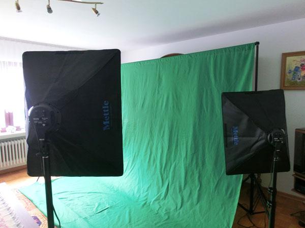So erstellen Sie eine professionelles Green-Screen Video