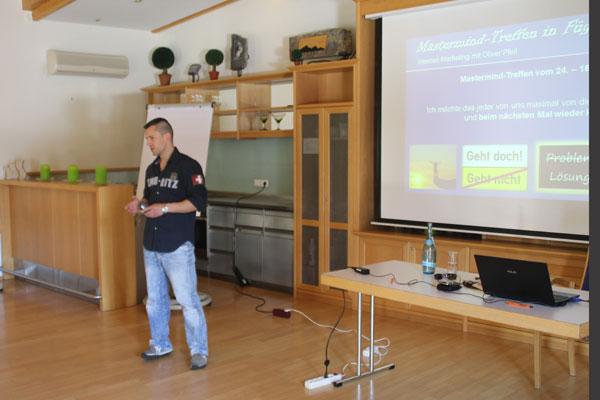 Online-Marketing Mastermind-Treffen (Tag 2)
