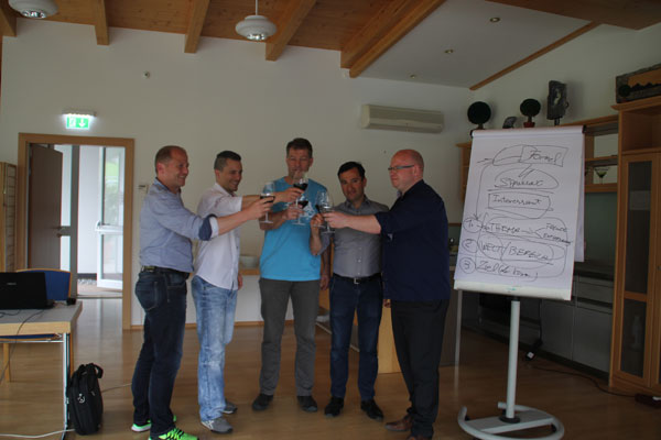 Online-Marketing Mastermind-Treffen (Tag 3)