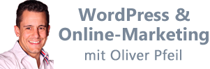 Online-Marketing mit Oliver Pfeil