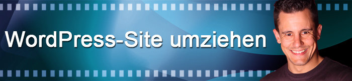 Umzug einer WordPress-Website
