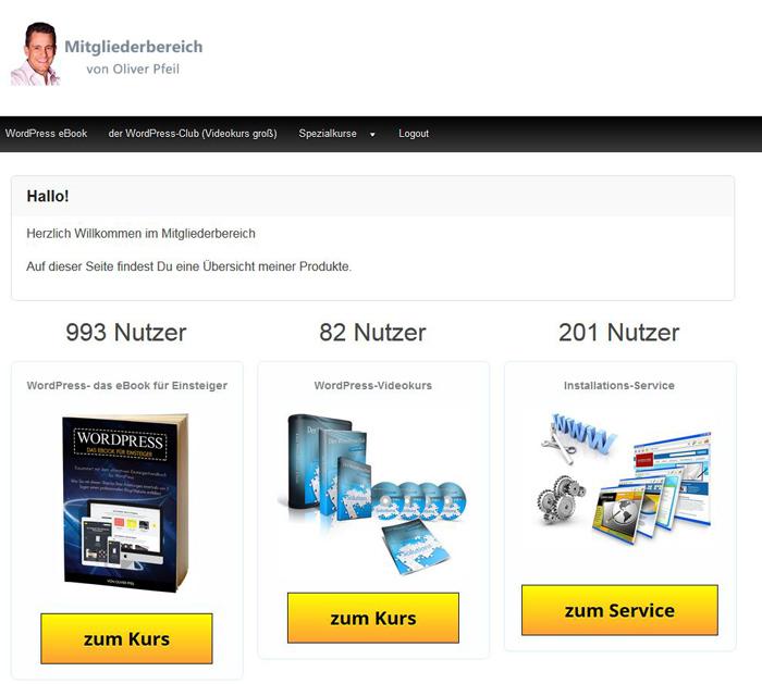 WordPress-Plugin: Mitgliederbereiche für WordPress erstellen