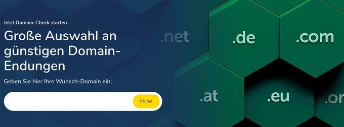 Domain-Check: Ist die Wunschdomain noch verfügbar?