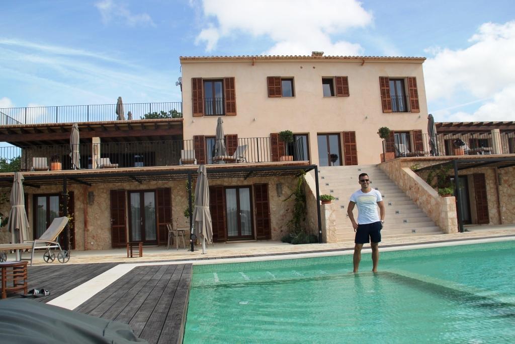 Mastermind-Treffen auf Mallorca mit Oliver Pfeil