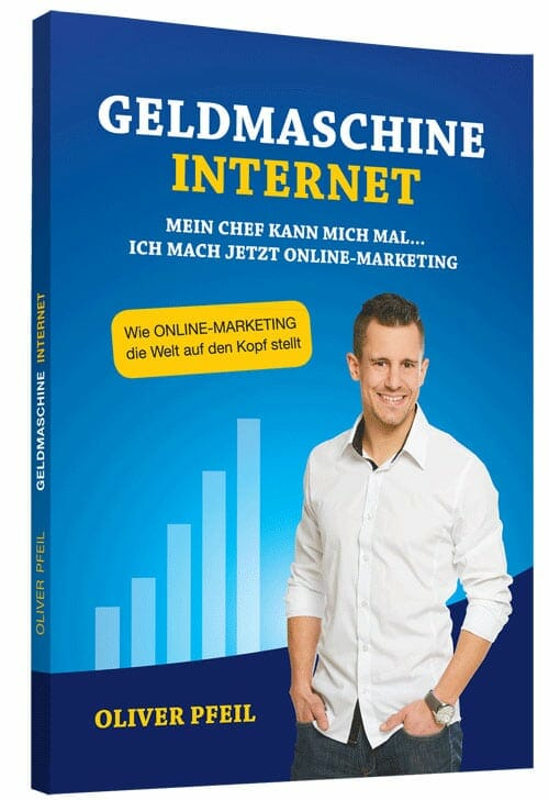 Passives Einkommen - Geld verdienen im Internet