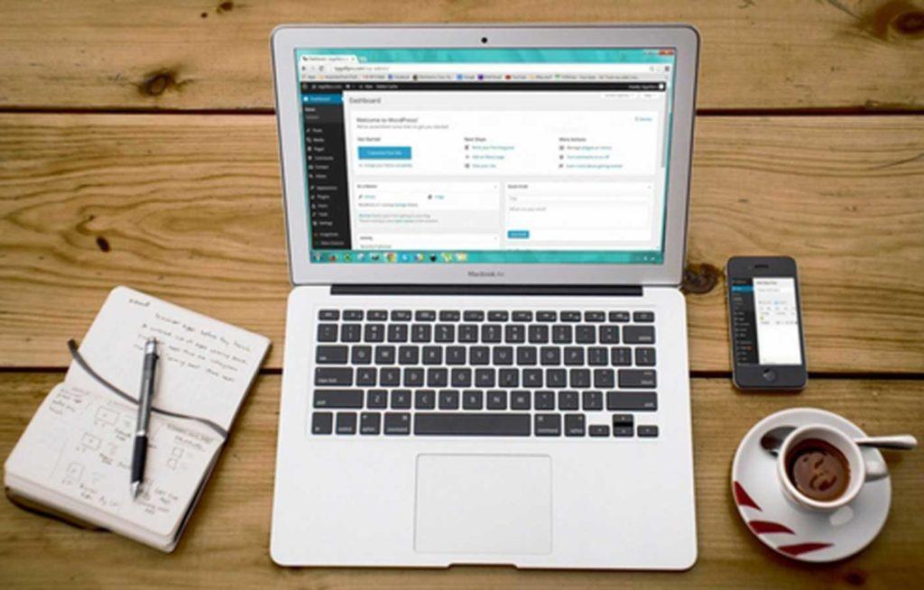 Website erstellen & Homepage gestalten: Programm & Anleitung