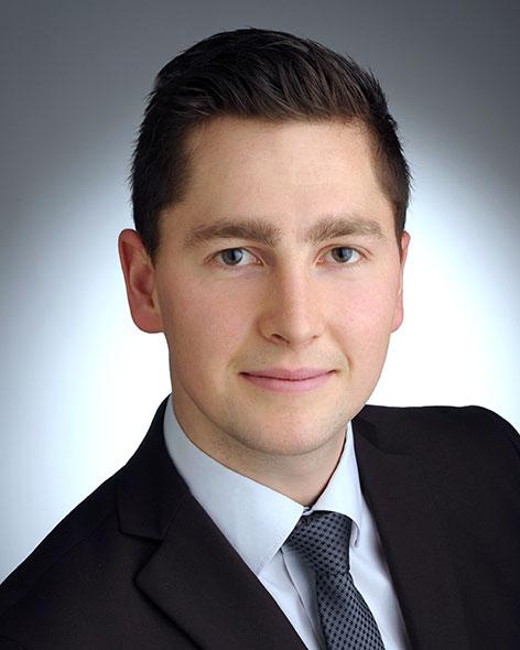 Mitarbeiter von eBusiness Pfeil: Fabian Altstidl
