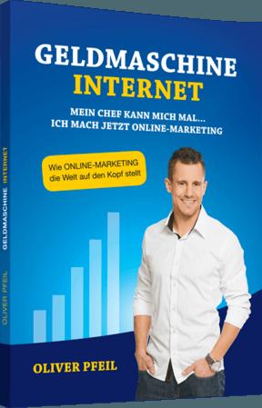 Buch Geldmaschine Internet