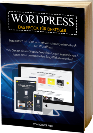 WordPress - das eBook für Einsteiger im PDF Format