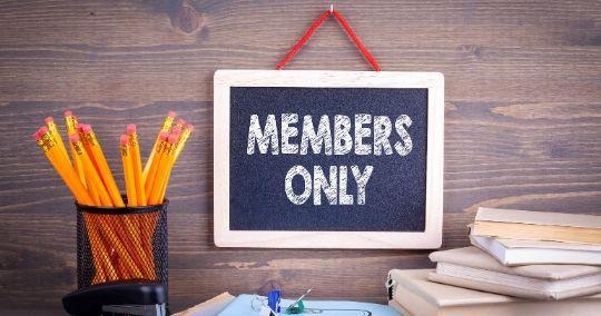 Mitgliederbereich in Joomla erstellen