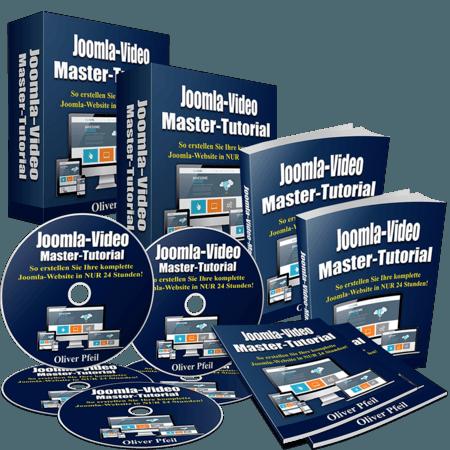 Joomla Schritt für Schritt Videokurs