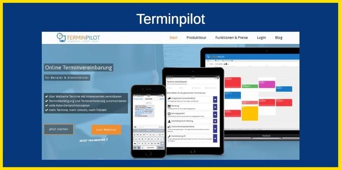 Terminpilot - Online Terminbuchung