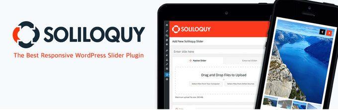 WordPress Slider Soliloquy