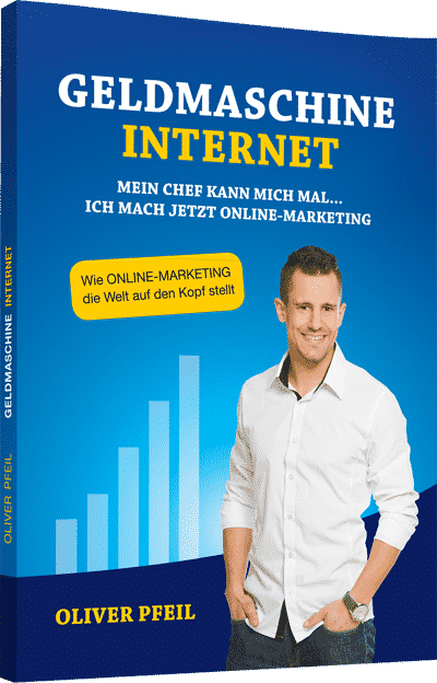 Buch Geldmaschine Internet (Cover)