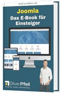 Joomla - das E-Book für Einsteiger (Cover)