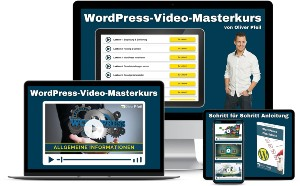 WordPress-Video-Masterkurs