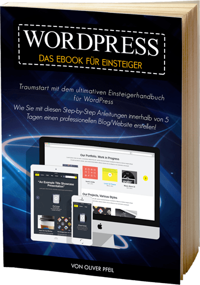 WordPress - das E-Book